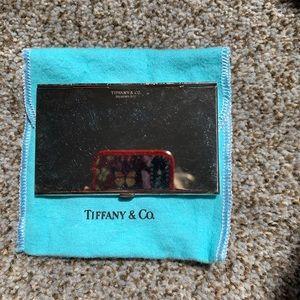 Tiffany & co card holder